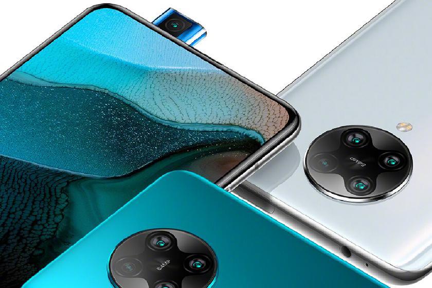 Смартфон с выдвижной камерой Redmi K30 Pro получит защиту от брызг