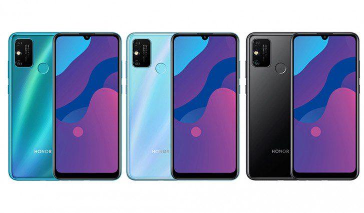 Назвали характеристики нового смартфона Honor Play 9A