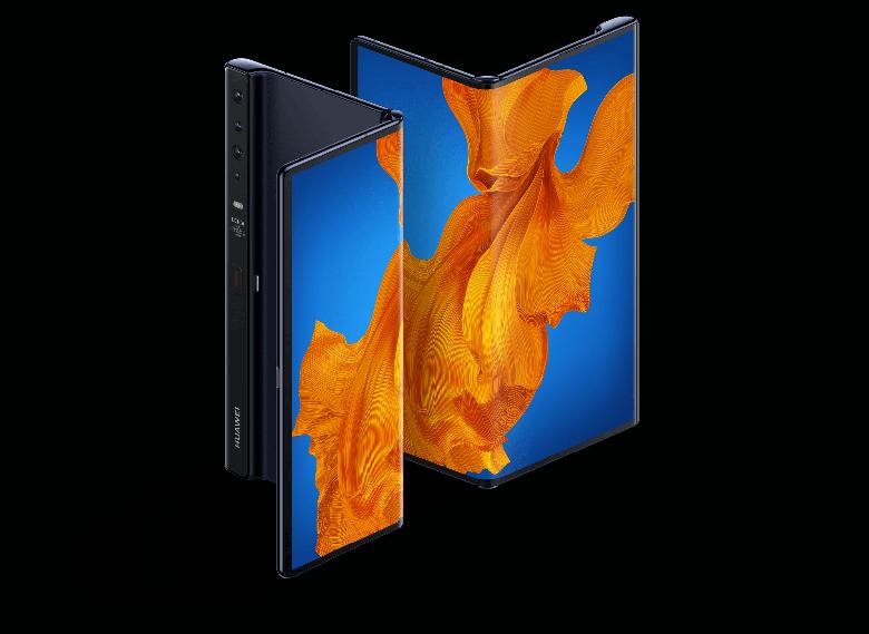 Стартовали продажи новой версии складного смартфона Huawei Mate Xs