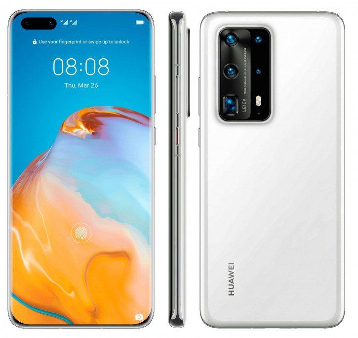 Раскрыты параметры камер премиум-смартфона Huawei P40 Pro PE