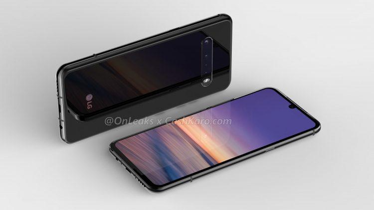 Смартфон LG G9 ThinQ создают на базе процессора Snapdragon 765G