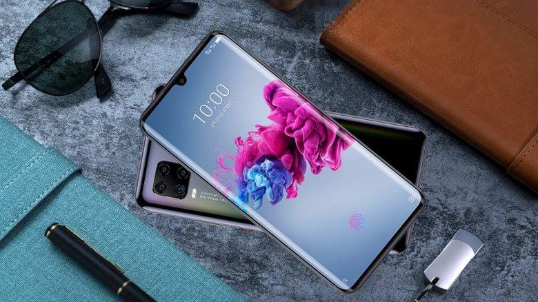 ZTE начала продажи самого легкого и тонкого в мире смартфона