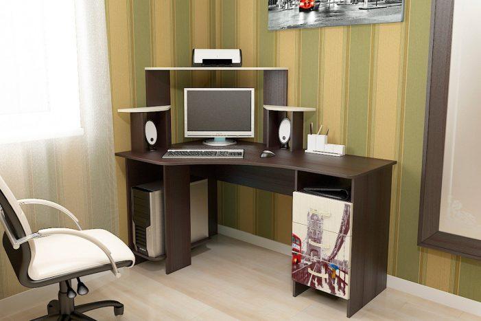 Как выбрать качественный компьютерный стол