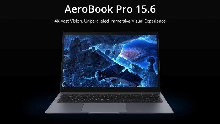 Ноутбук Chuwi AeroBook Pro с 4К экраном на Indiegogo оценили в 500 долларов