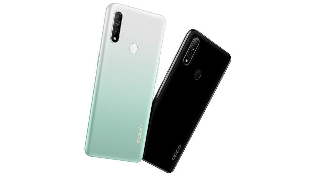 В России представили новый недорогой смартфон Oppo A31