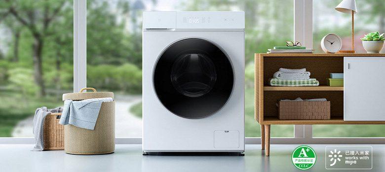 Xiaomi выпустила недорогую «умную» стиральную машину