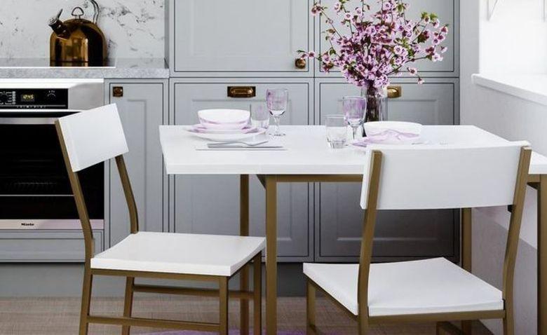 Стулья и стол для кухни: особенности покупки