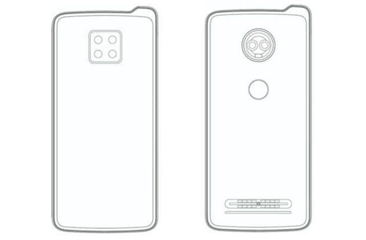 Lenovo может выпустить смартфон с «вырезом наоборот»