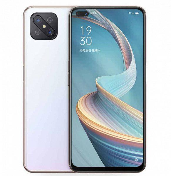 5G cмартфон Oppo A92s показали на качественных рендерах перед дебютом