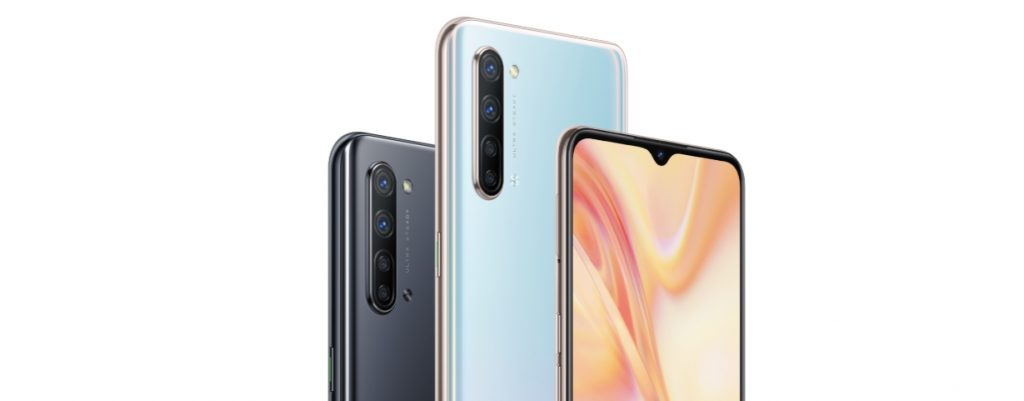 Представлен 5G смартфон Oppo Find X2 Lite с квадрокамерой