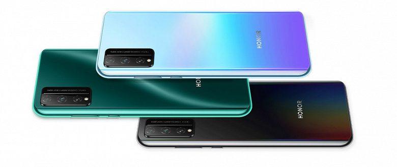 Honor представила смартфоны Honor Play 4T и Play 4T Pro