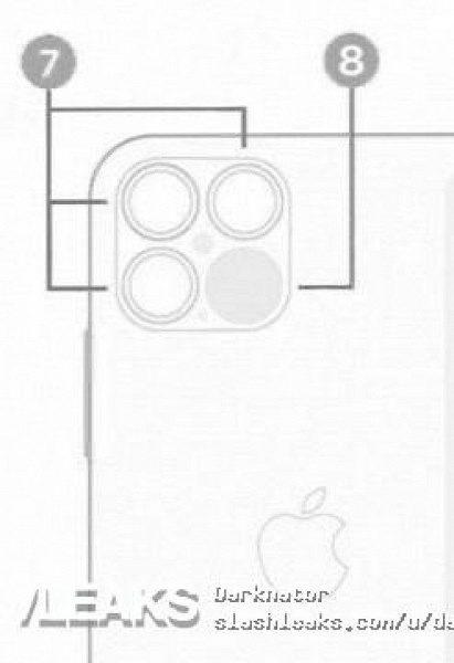 Камера iPhone 12 Pro рассекречен до анонса