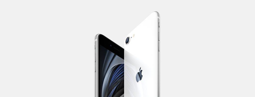 Apple представила бюджетный iPhone SE