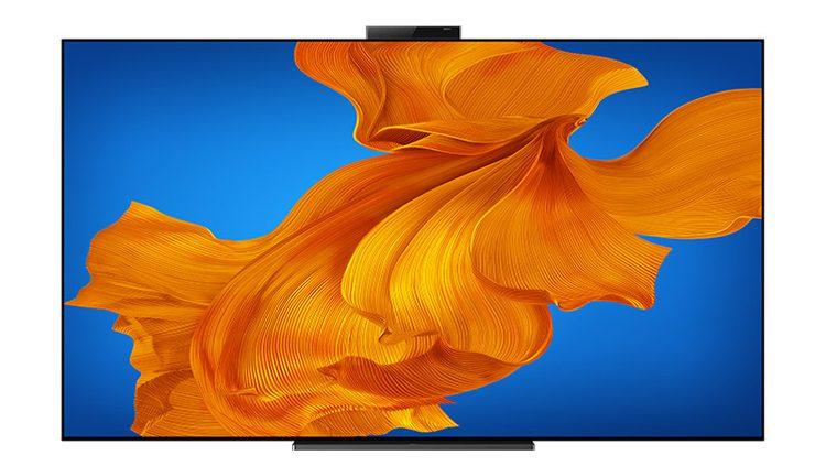 Huawei представила новый флагманский телевизор Smart Screen TV X65