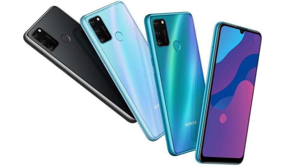 Новые смартфоны-бюджетники Honor оценили от 6 990 рублей