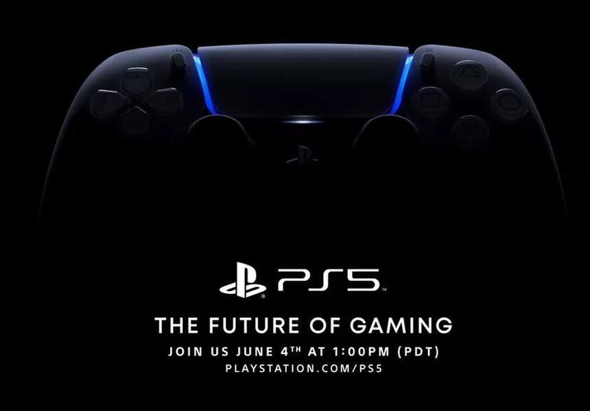 4 июня пройдёт презентация игр для Sony PlayStation 5