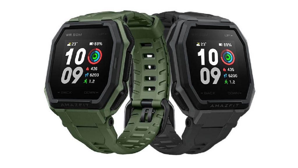 Представлены доступные защищенные смарт-часы AmazFit Ares