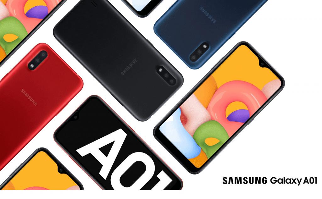 Самый дешевый современный смартфон Samsung в РФ упал в цене