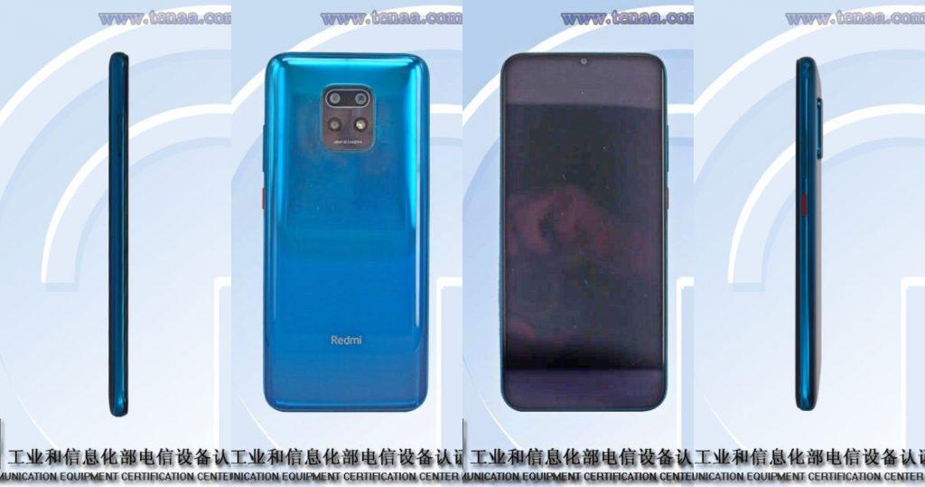 Смартфон Redmi Note 10 5G появился в базе данных TENAA