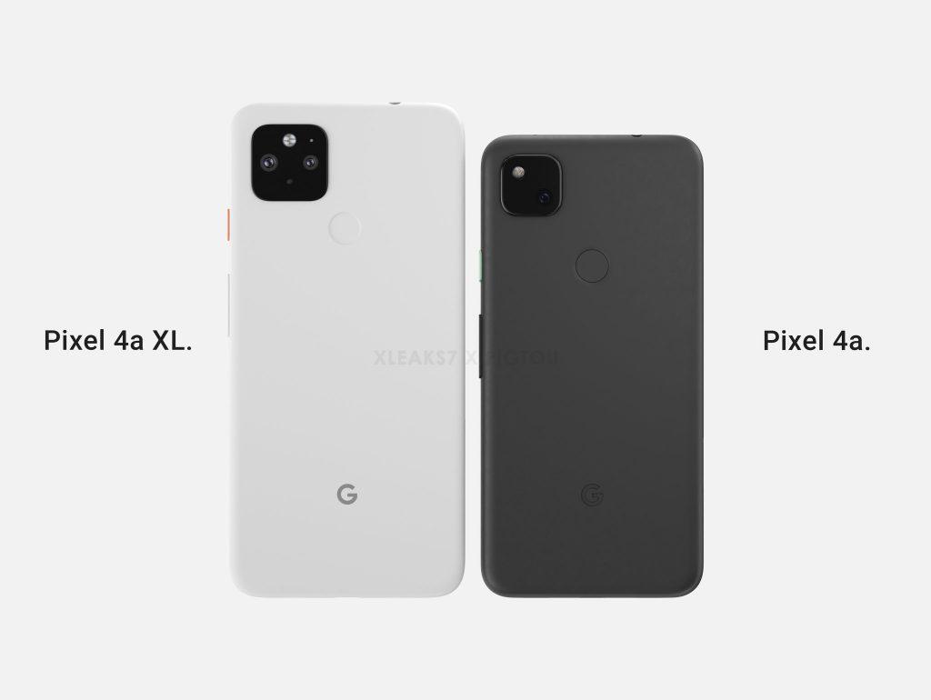Дизайн отмененного Pixel 4a XL показали на изображениях