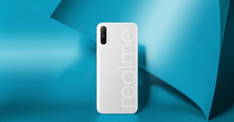 Realme представила недорогие смартфоны Narzo 10 и Narzo 10A