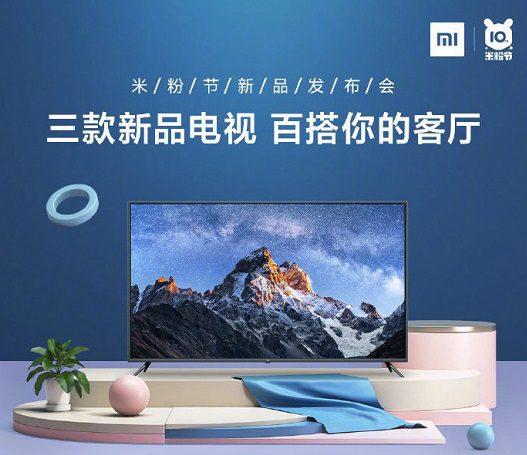 Стартовали продажи 60-дюймового 4К-телевизора Xiaomi Mi TV 4A
