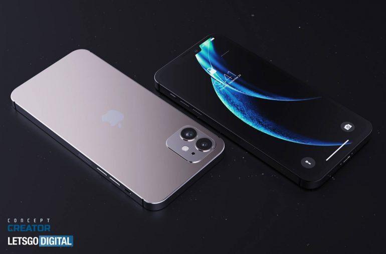 В сети представили, как вероятно будет выглядеть iPhone 12