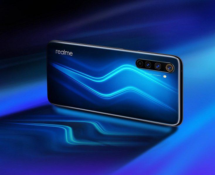 В РФ появились смартфоны Realme 6, Realme 6 Pro и Realme 6i