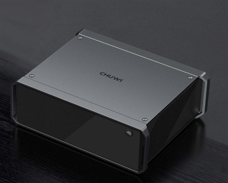 Chuwi представила настольный компьютер CoreBox i5 весом всего 800 г