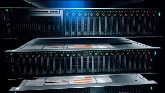 Область применения, функциональность, конструктивные особенности сервера Dell PowerEdge R740xd