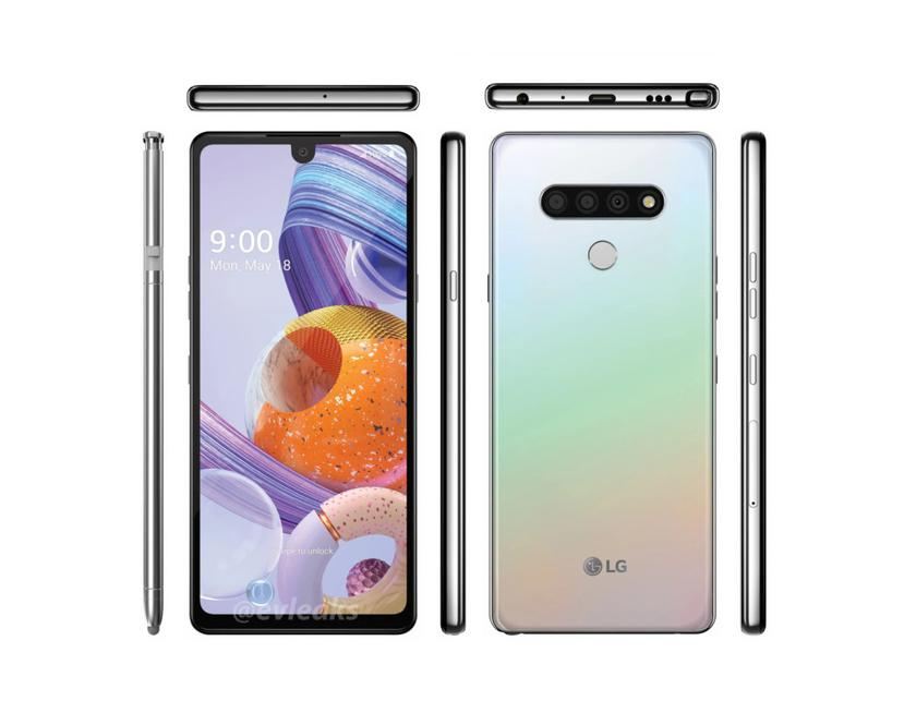 LG выпустит еще один смартфон со стилусом