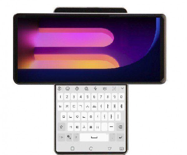 LG Wing станет самым необычным смартфоном последних лет
