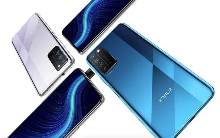 Представлен новый 5G-смартфон Honor X10