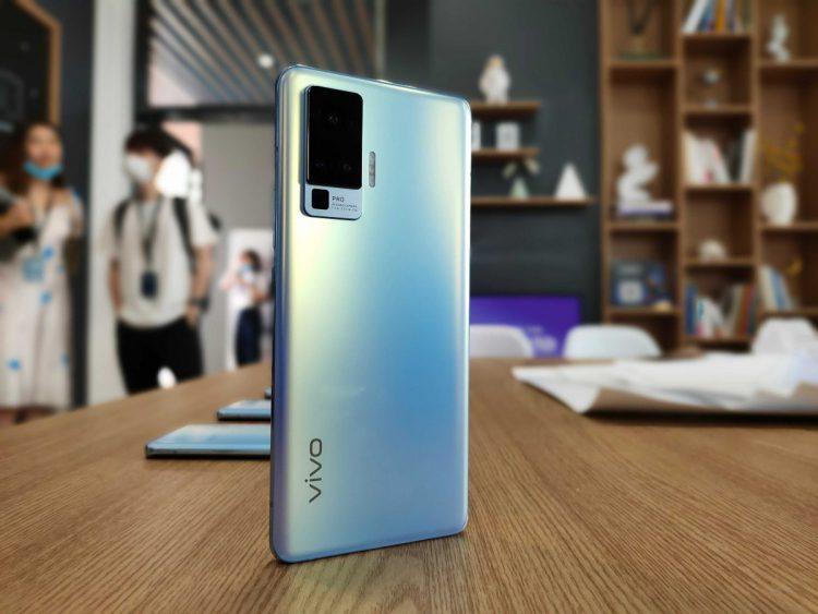 За день до презентации частично рассекретили Vivo X50, X50 Pro и X50 Pro+