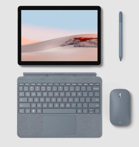 Microsoft представила недорогой планшет Surface Go 2