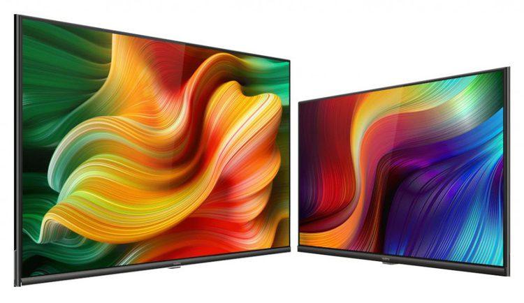 Realme представила свои первые телевизоры Realme Smart TV