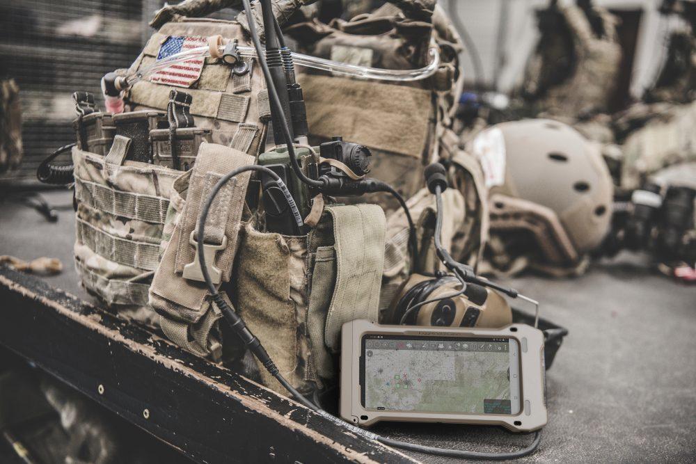 Samsung представила Galaxy S20 Tactical Edition для военных
