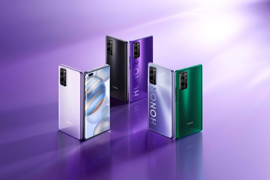 Honor представил в России смартфон Honor 30S