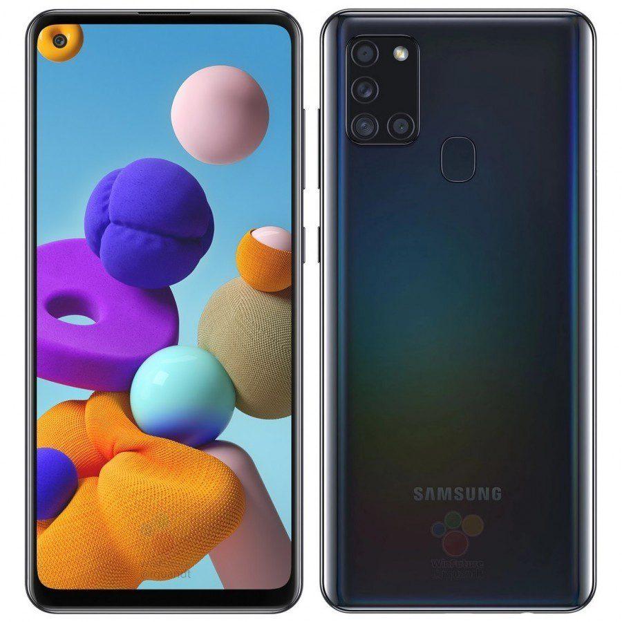 Недорогой Samsung Galaxy A21 полностью раскрыли до анонса