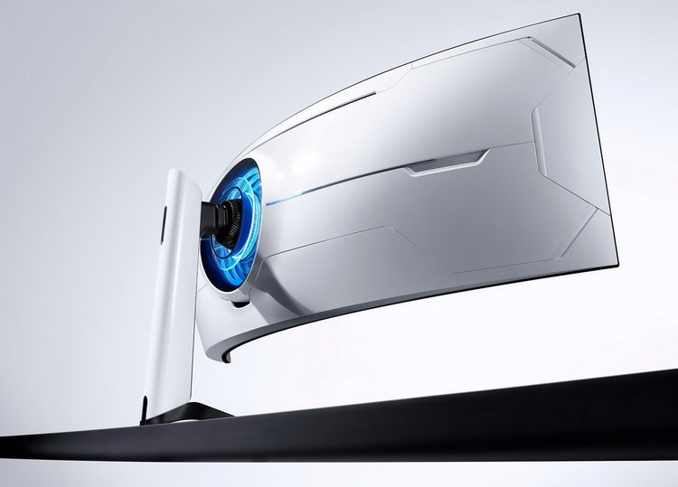 Названа стоимость изогнутых QLED мониторов Samsung Odyssey G9 и G7