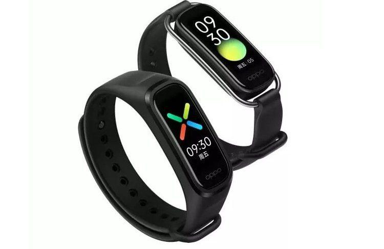 Компания Oppo выпустила сразу три фитнес-браслета