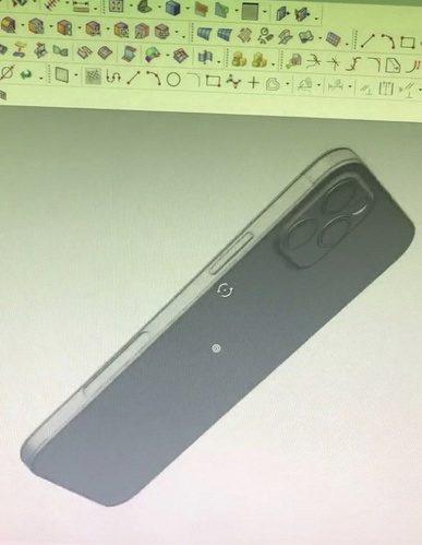 Опубликованы фотографии макетов iPhone 12 и iPhone 12 Pro