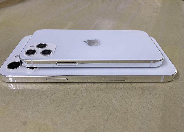 Макеты iPhone 12 показали на качественных фото