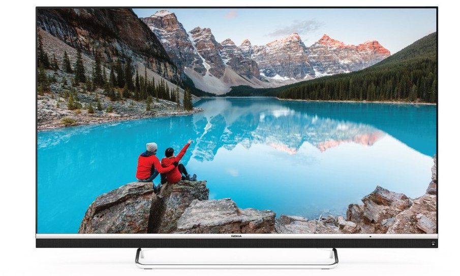 Nokia представила свой новый умный 43-дюймовый телевизор