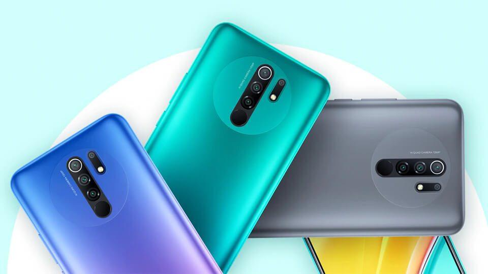 Xiaomi представила недорогой Redmi 9 с батареей на 5020 мАч и NFC