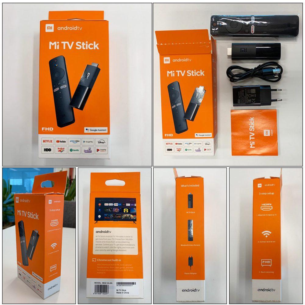 ТВ-приставка Xiaomi Mi TV Stick выйдет в двух вариантах
