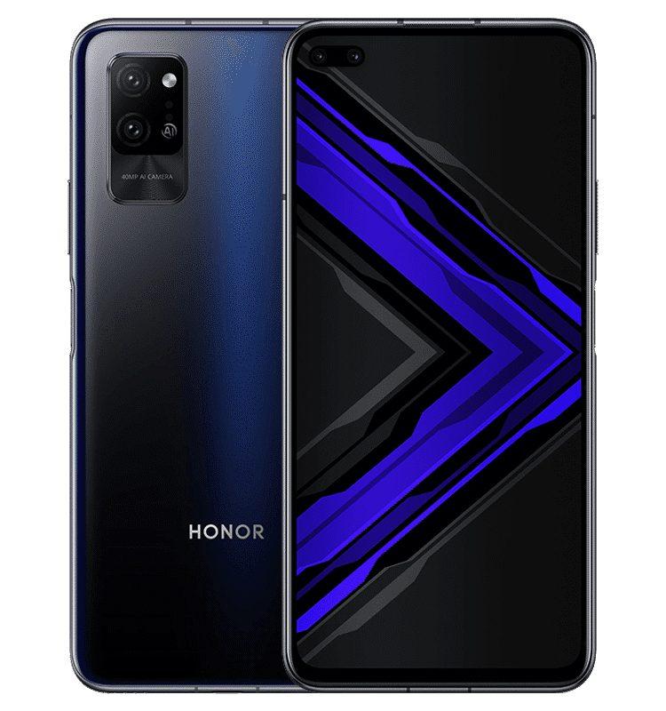 Презентован смартфон Honor Play4 Pro с датчиком температуры