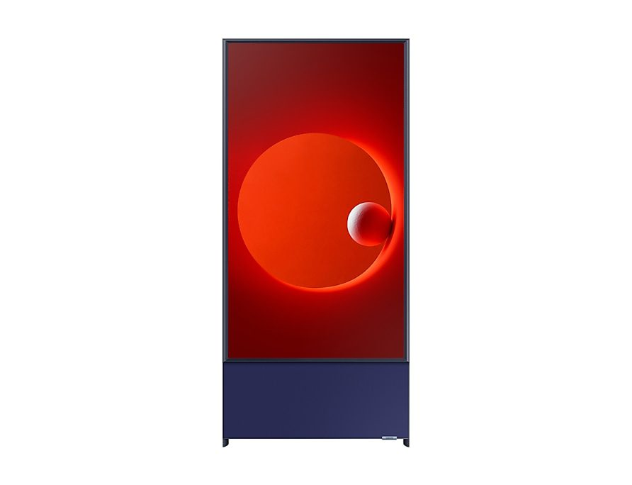 Поворотный телевизор Samsung The Sero поступил в продажу в России