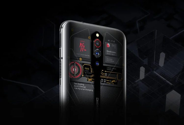 Nubia Red Magic 5G Transparent Edition получил версию на 16 ГБ ОЗУ