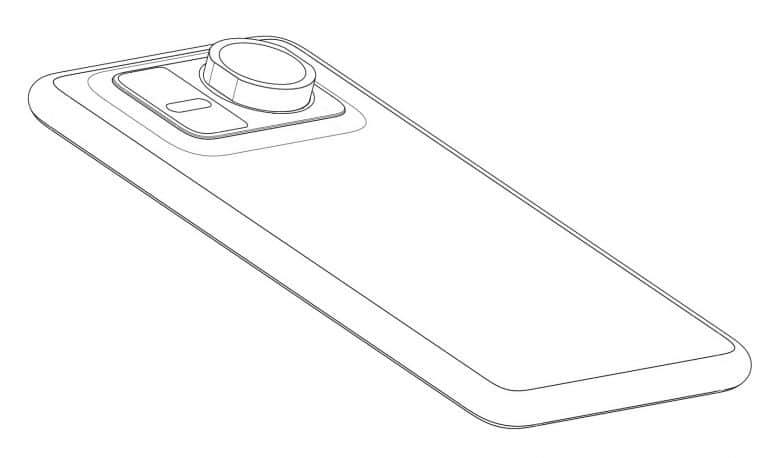 Huawei разрабатывает смартфон со сменной оптикой